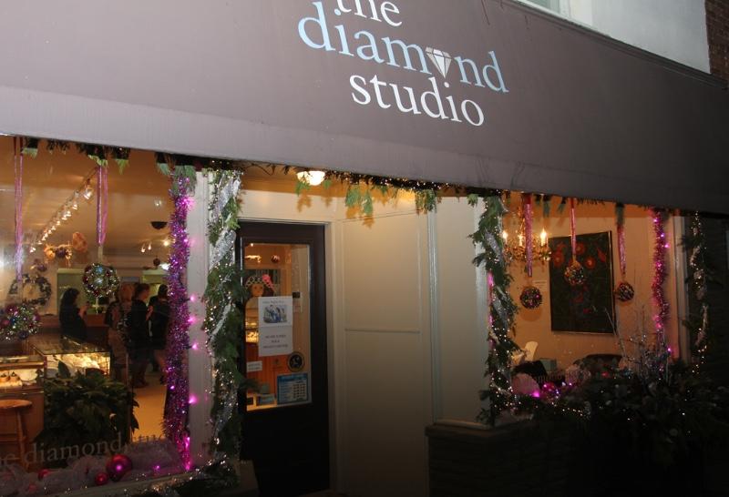 the diamond studio thornbury